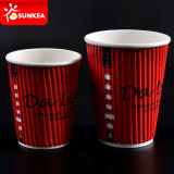 12 once Hot Drink Coffee Cup con Lid