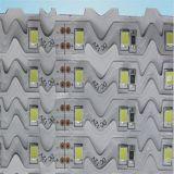 12000k LEIDENE van uitstekende kwaliteit van het Type van S LEIDENE van de Strook Bendable 2835 Strook met de Driejarige Garantie van Ce RoHS