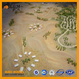 Modelos de planeamento da zona/modelo do edifício/todos os sinais das FO/modelo amável edifício do projeto/modelo residencial/modelo da vila local de Dubai