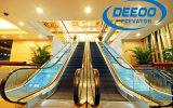 Escalera móvil resistente cómoda de la alameda de compras de la seguridad