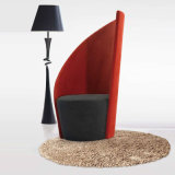 거실을%s 신식 Wooden Fabric Sofa Chairs