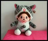 Melhor brinquedo macio por atacado do animal do luxuoso do brinquedo de Madestuffed