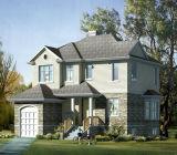 Facile assembler la Chambre préfabriquée de villa avec la qualité