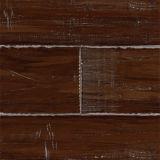 Plancher en bambou solide de Strandwoven de lucarne d'ISO14001 T&G