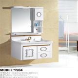 PVC moderne de Highquality Bathroom Vanity avec Side Cabinet
