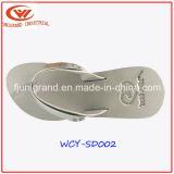 Chaussures de santals de cale de poussoir de femmes de mode pour des dames