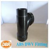 Ajustage de précision de Dwv d'ABS de taille de pouce 2*2*1-1/2 réduisant le té sanitaire