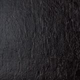 Azulejo esmaltado de cerámica Polished y de Matt del azulejo negro de piso