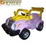 Tire barato plástico trasero del coche de juguete con el certificado del CE