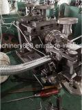 Máquina flexível da canalização da proteção do cabo elétrico do metal