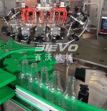 自動ガラスビンジュースの充填機