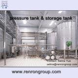 El nuevo tanque de presión 2016 para la industria de productos químicos del tratamiento de aguas T-08