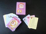 Cartão de jogo do miúdo personalizado, smart card do jogo de mesa