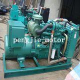 400V/230V de Tank van de Basis van de Verrichting van 8 Uur met Generator van het Frame van Waterkoeling 4 Atroke de Open