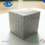 Seltene Massen-gesinterter permanenter Zylinder NdFeB Magnet (DCM-035)