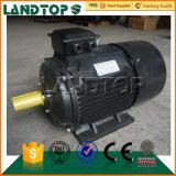 Motor elétrico trifásico das PARTES SUPERIORES com o motor-gerador elétrico do CE