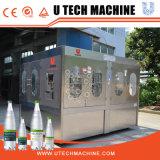 Ligne automatique de remplissage de bouteilles d'animal familier de machine d'embouteillage de l'eau