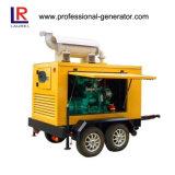 100kVA к передвижному тепловозному генератору 2000kVA