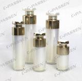 新しい到着の化粧品の包装のためのアクリルのクリーム色の容器のびん(PPC-CPS-061)