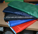 Tela de nylon gruesa revestida de goma para ropa de trabajo