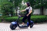 Колеса Citycoco самоката 2 Bike 800With1000W города безщеточные взрослый электрические (JY-ES005)