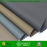 Покрыно с Striped тканью напечатанной конструкцией поли для куртки людей