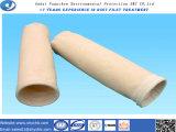 PPS-und PTFE Faser-nicht gesponnene Filtertüte für Staub-Gehäuse vom Fabrik-Hersteller