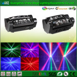 8*3W RGBW 4 -ICh im CREE Mini Spider Stage Beam Light für Sale