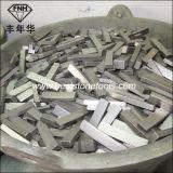 Le segment de diamant pour la circulaire scie le granit de meulage de découpage de lame