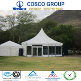 Highqualityの10X10m Aluminum Pagoda Outdoor Wedding Tent