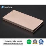 Recinto de aluminio electrónico de anodización del producto de aluminio del CNC que trabaja a máquina