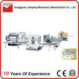 Machine professionnelle populaire de papier de soie de soie dans la chaîne de production