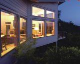 Kundenspezifische Schwingen-Aluminiumlegierung Windows