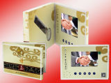7inch LCD Screen Video Brochure voor Promotion, Business Gift