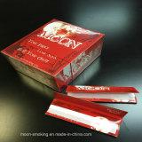 Cigarrillos Luna Roja de Rolling Paper 1.25 ( 77 * 45mm )