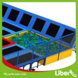 2015人の安い高品質によってカスタマイズされる子供の屋内トランポリン公園