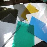 Feuille de résistance colorée par PC en plastique de polycarbonate