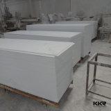 Pedra artificial de superfície contínua acrílica da decoração interior