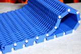 Bande de conveyeur modulaire plate de viande crue ou de la volaille Intralox900 (Hairise900)
