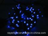 Luz ao ar livre da corda do diodo emissor de luz da luz da árvore da decoração do restaurante