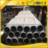 Pipe ronde en aluminium d'extrusion de constructeur en aluminium de profil