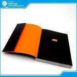 Impression faite sur commande de brochure de livre de catalogue de taille