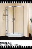 ステンレス鋼フレームの滑走のシャワーのガラスドアのシャワー機構