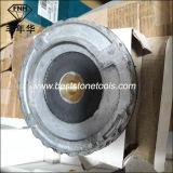SL-6-125 돌 기계 닦는 패드 (5 인치 M14)를 위한 알루미늄 달팽이 패드 홀더