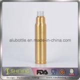 Новая пустая алюминиевая бутылка для питья