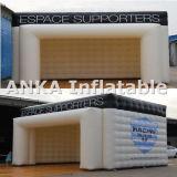 De opblaasbare Tent van de Tentoonstelling Al Embleem van Af:drukken voor Handel toont