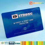 차단제 카드를 막는 RFID는 신용 카드와 여권 정보 데이터를 보호한다