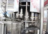 Оборудование автоматической бутылки минеральной вода заполняя