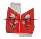 Pérdida natural roja avanzada del peso máximo que adelgaza la cápsula