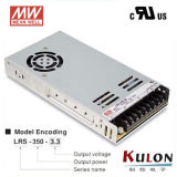 Meanwell Lrs-350 5V 60A Economic AC/DC Power Supply